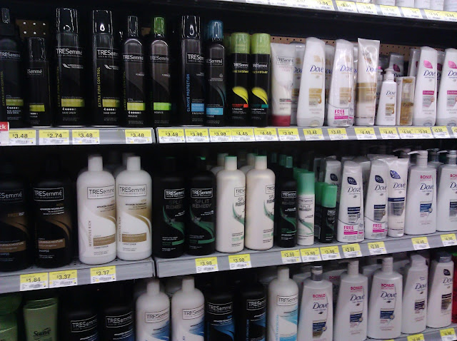 TRESemme & Dove Products
