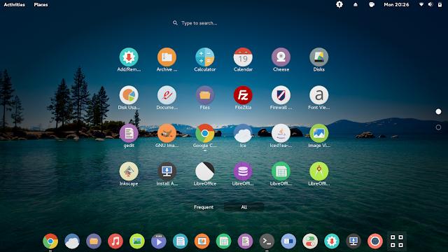 Lançada nova versão da distribuição Apricity OS