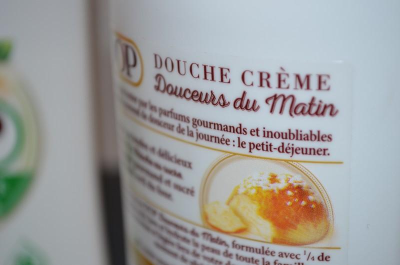 avis Douche crème Brioche au sucre DOP