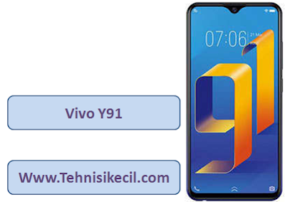 Cara Flashing Vivo Y91 Via QFil Tested 100% Sukses