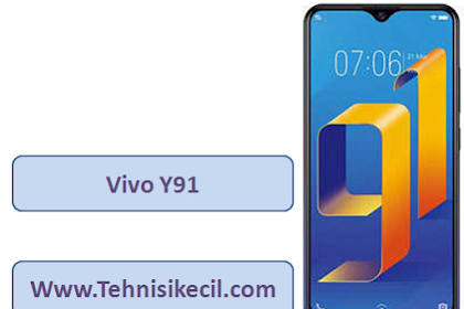 Cara Flashing Vivo Y91 (PD1818F) Via QFil Tested 100% Sukses