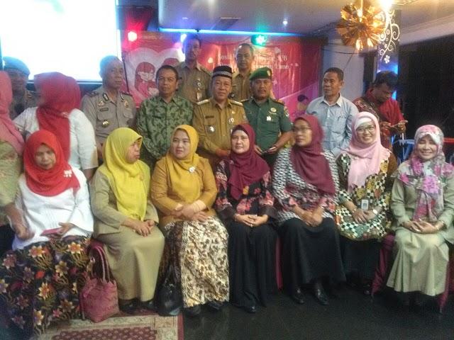 Koramil 07/ Limo Dukung Sosialisasi Kampung Keluarga Berencana ( KB )