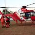 Uma pessoa morre e outras três ficam feridas após queda de avião em Planaltina de Goiás