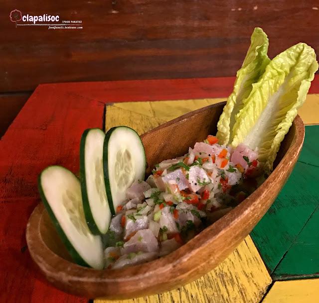 Ceviche De Tiquizia from Pura Vida Poblacion