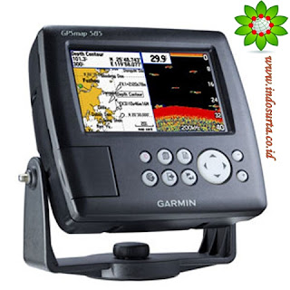 echo sounder 585 MAP Bitung