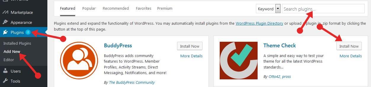 Wp Plugins Kya Hai Aur WordPress Blog Me Plugin Kaise Install Kare