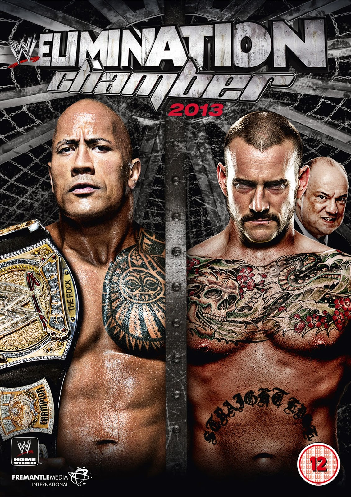 the two sheds review wwe elimination chamber 2013 dvd review