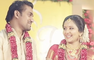 Kerala Hindu Wedding Video APARNA & SRIJITH
