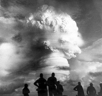 Bomba de Hidrogênio - Bomba H