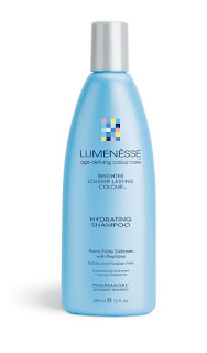 Pharmagel  Lumenèsse Hydrating Shampoo, Shower Polish