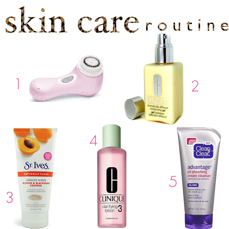 The Southern Thing: Skin Care Routine for Oily Skin