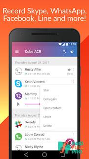 Cube Call Recorder ACR Premium APK