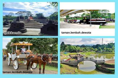 Spot Foto Taman Lembah Dewata