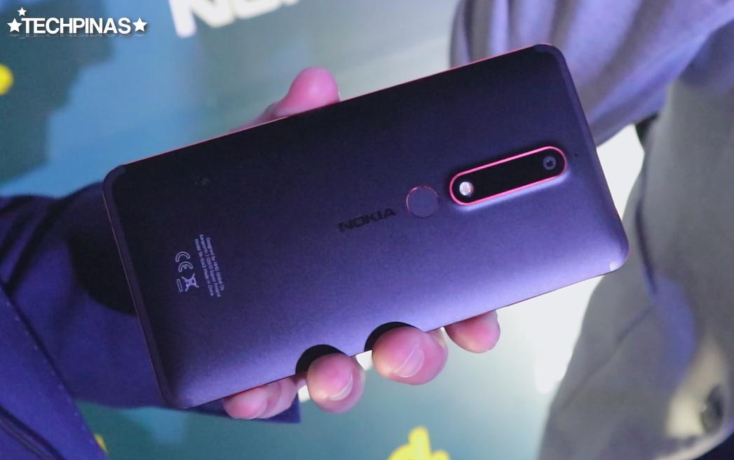 Nokia 6 2018 Philippines