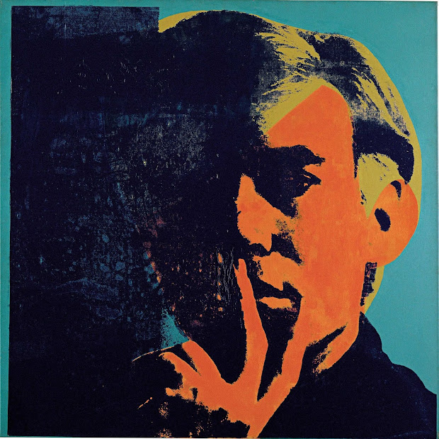 20 Self Portrait Andy Warhol Screenprint Pictures And Ideas On