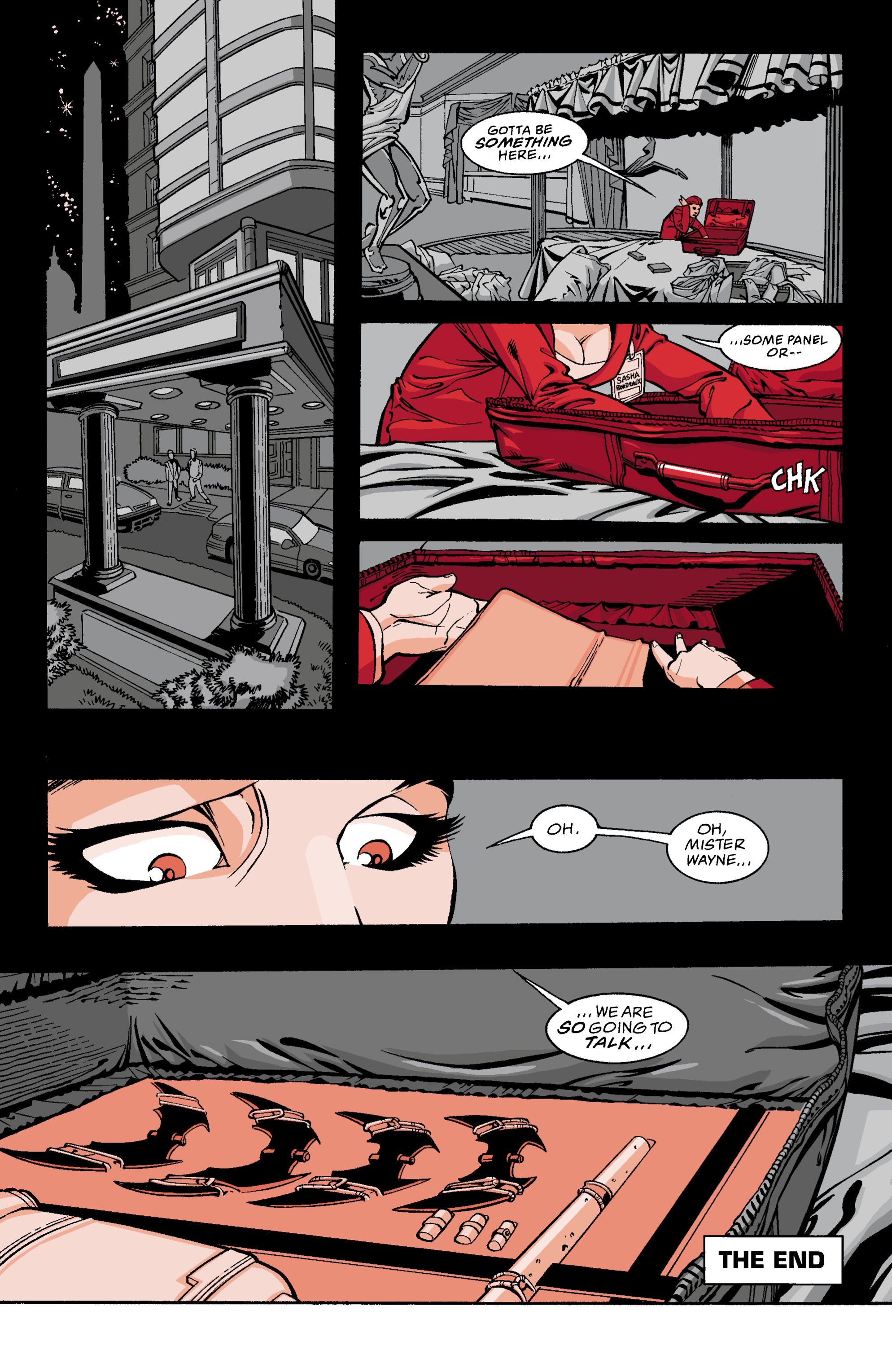 Detective Comics (1937) 756 Page 22