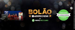 Promoção Bolão Adoro Cinema