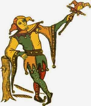 Eon Images   A Court Fool  Jester Middle Ages Wear