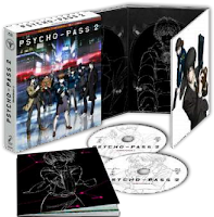 PSYCHO PASS. Temporada 2