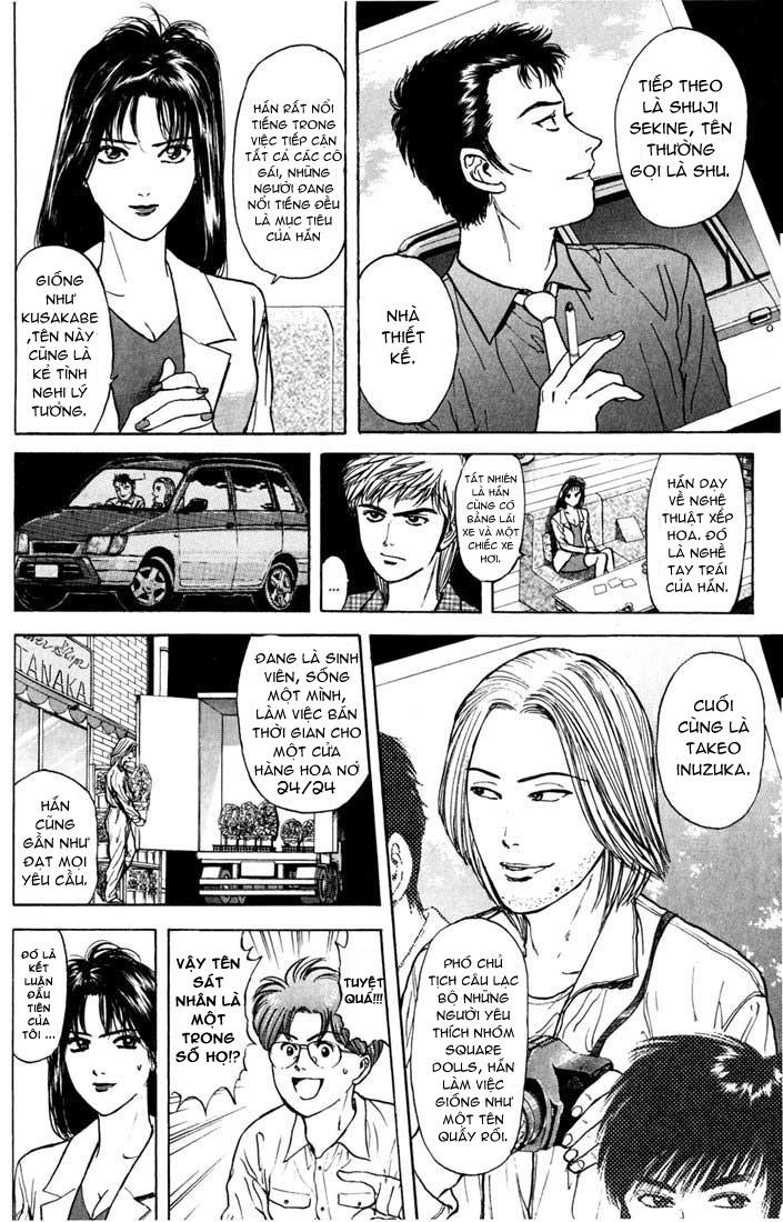 Psychometrer Eiji chapter 31 trang 10