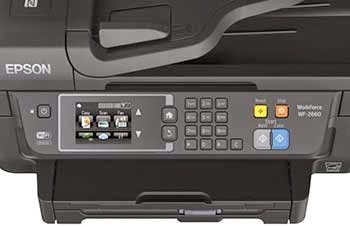 epson workforce wf-2660 drivers