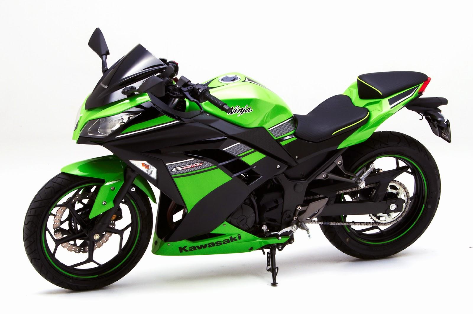 Gambar Kawasaki Ninja 250 Sl