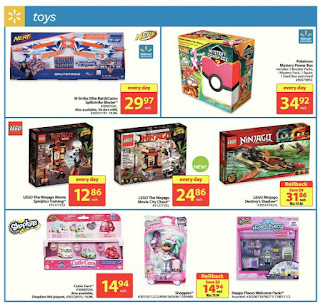 Children's halloween costumes Walmart flyer Sep 21 - 27