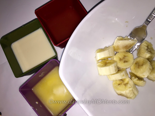 Allergy friendly Banana Bites Recipe