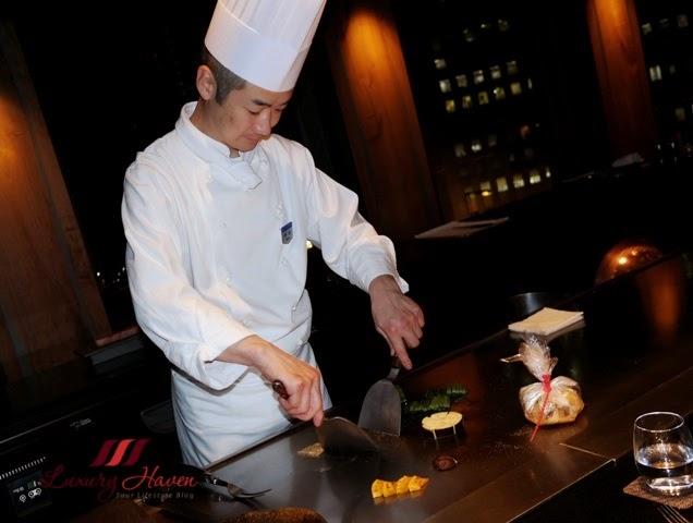yamanami teppanyaki japanese restaurant
