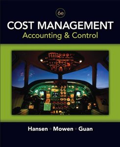 Management And Cost Accounting Ebook