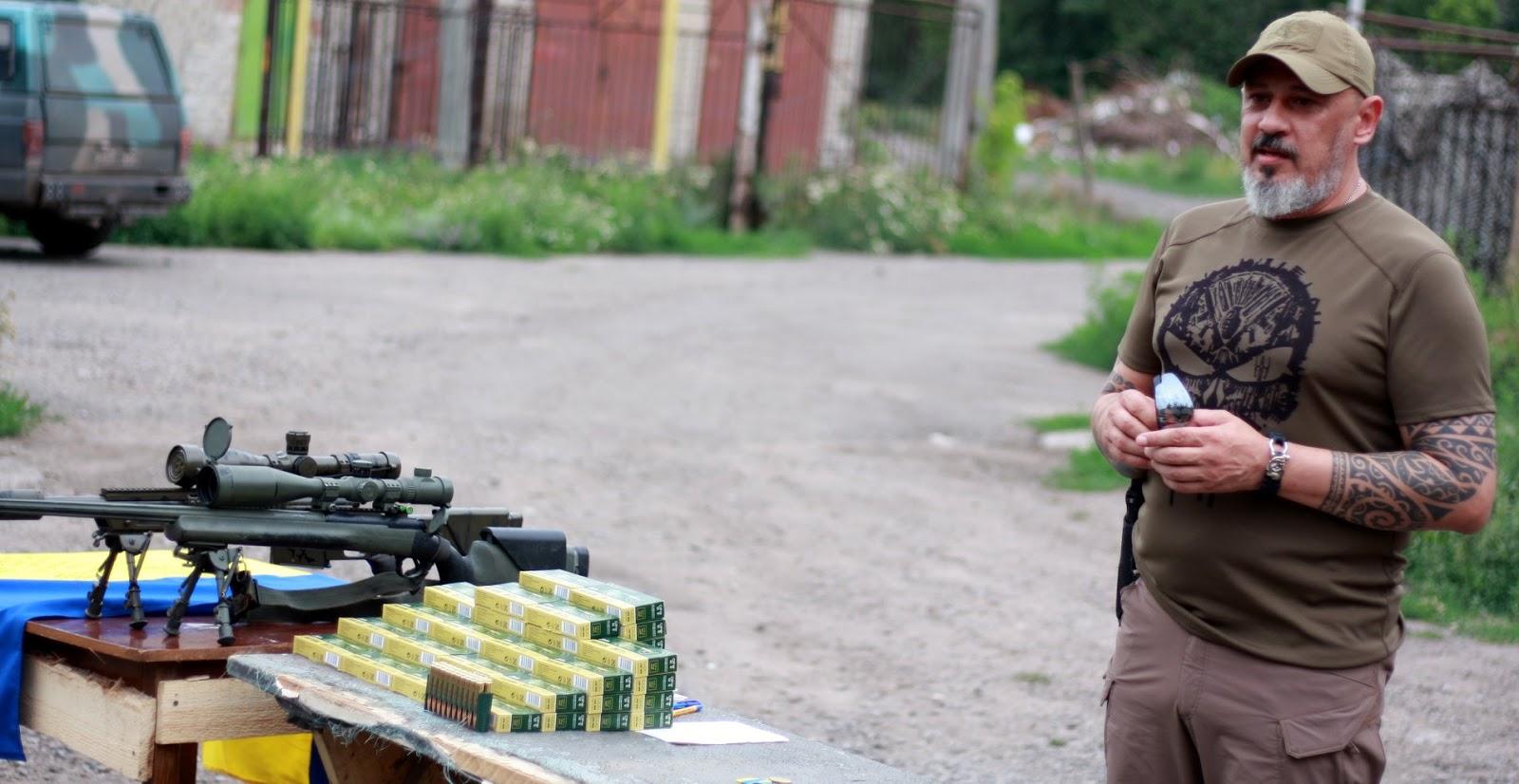 Більше тисячі набоїв калібру .308 WIN подарували снайперам 93-ї бригади українські патріоти