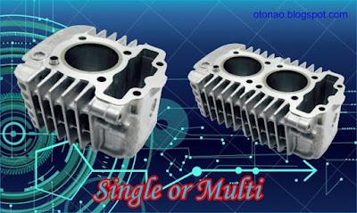 pakai mesin Single atau Multi