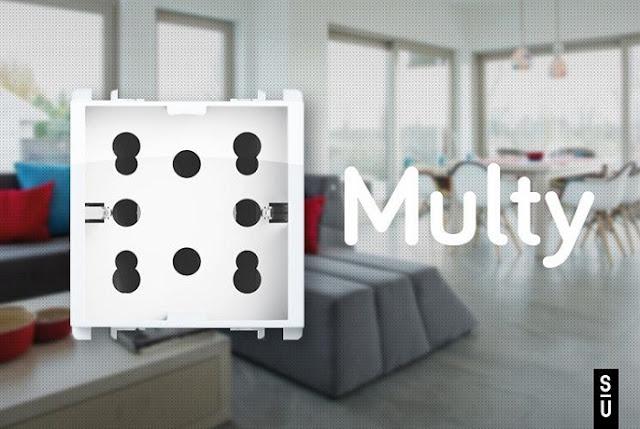 Presa multistandard Simon Urmet