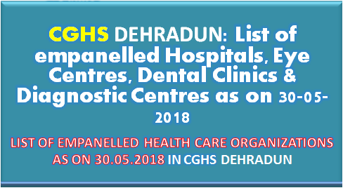 cghs-dehradun-list-of-empanelled-hospitals
