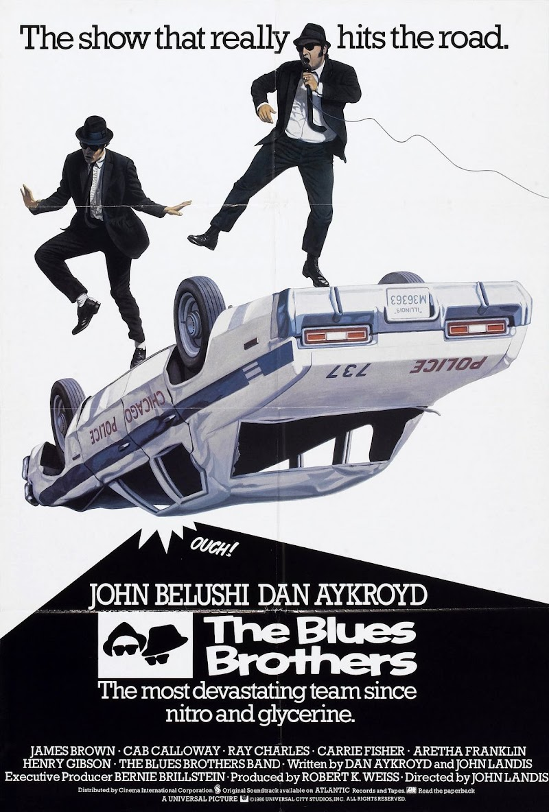 classic movies the blues brothers 1980. Black Bedroom Furniture Sets. Home Design Ideas