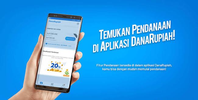 DanaRupiah - Pinjaman Online Uang Cepat