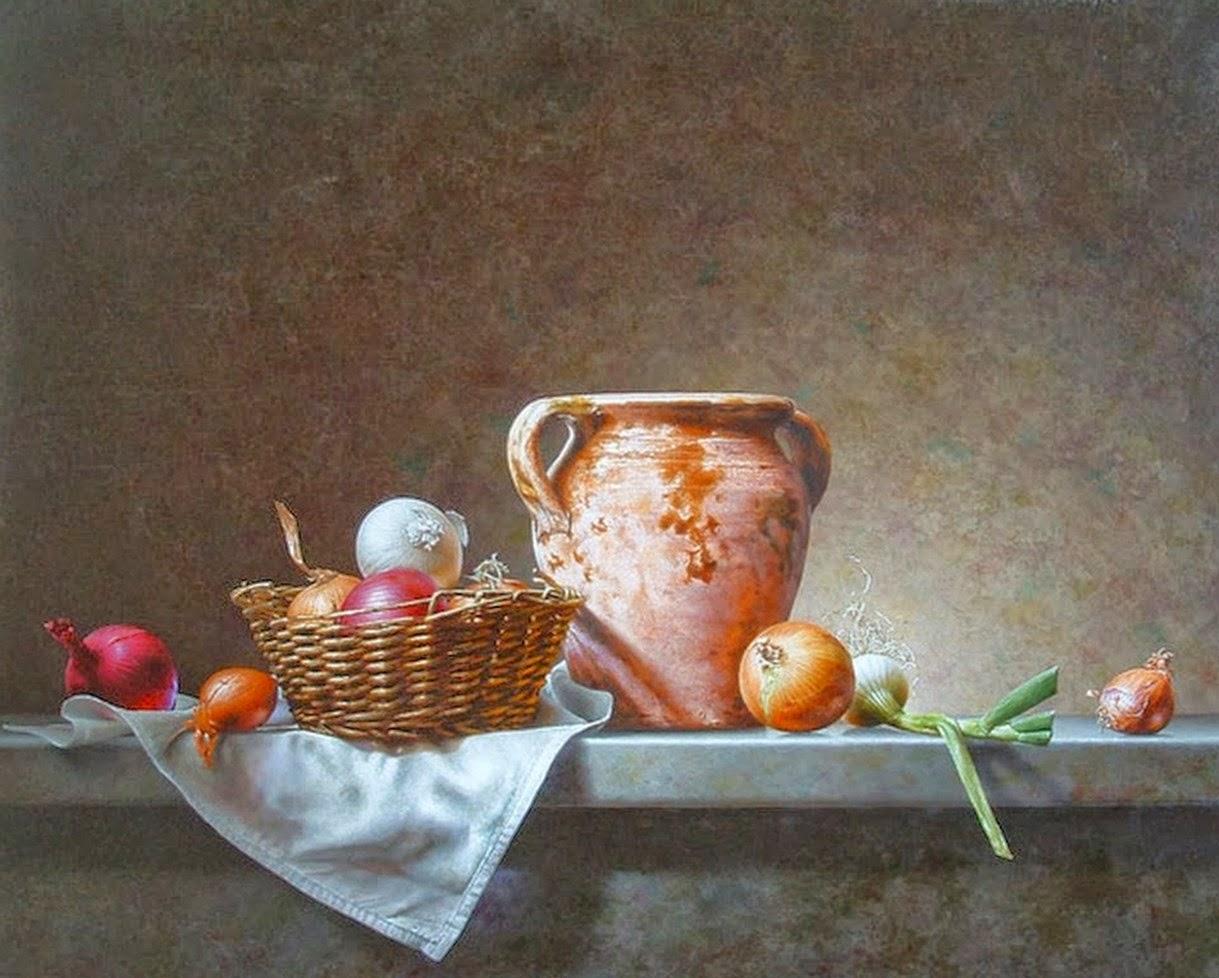 Cuadros modernos pinturas y dibujos bodegones de frutas - Oleos decorativos ...