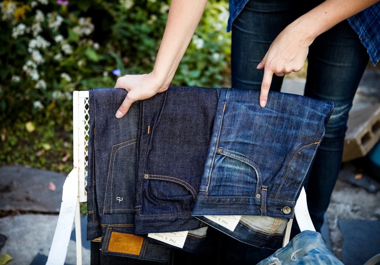 Perbedaan jegging dengan jeans