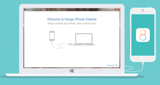 Aplikasi Macgo IPhone Cleaner Pembersih ( cleaner ) IPhone di PC