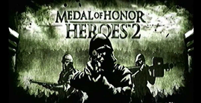 Download Medal Of Honor Heroes 2 ISO for Android PPSSPP High Compress ROMS Terbaru Full Version
