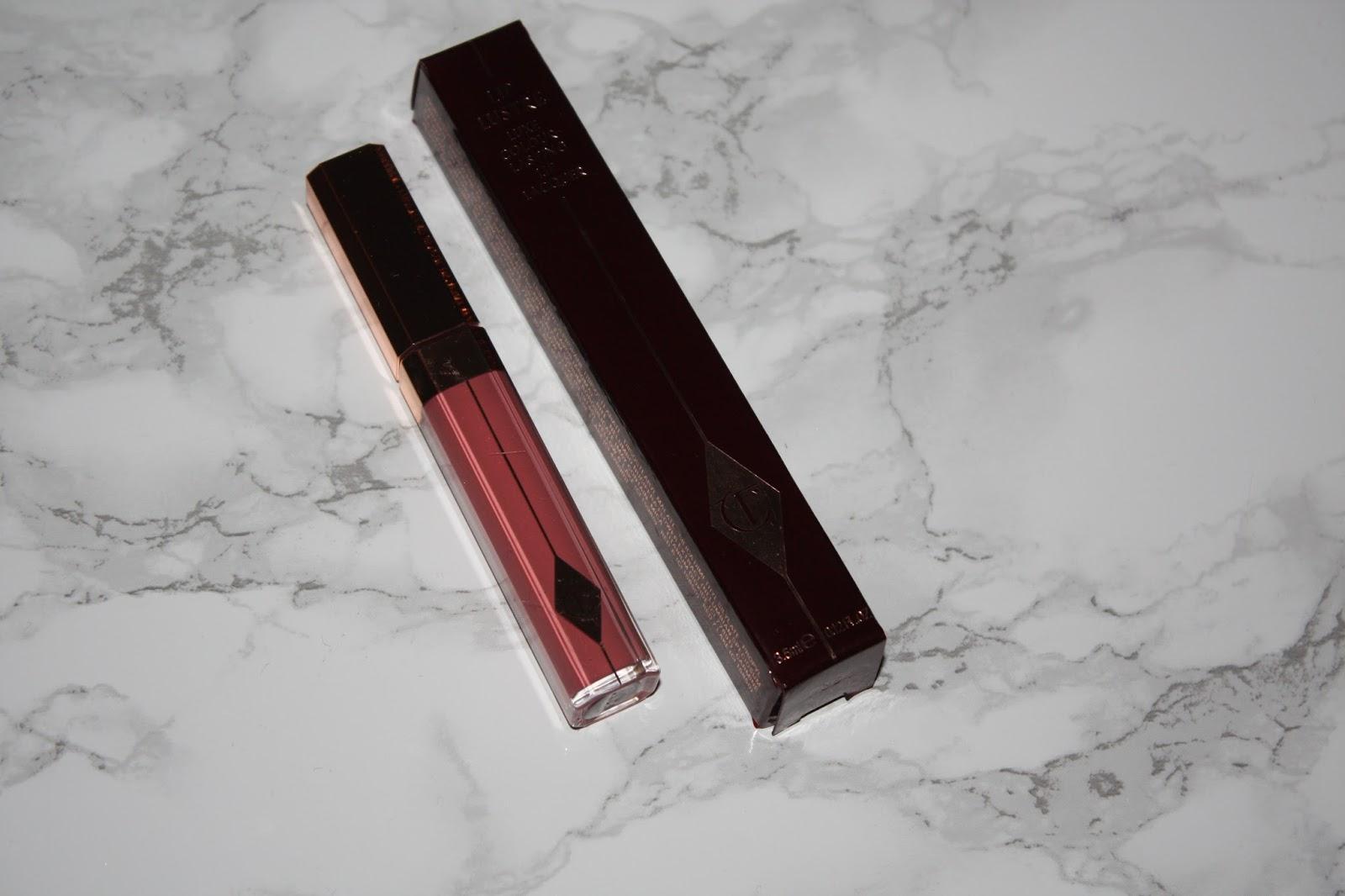 Pink Lip Gloss