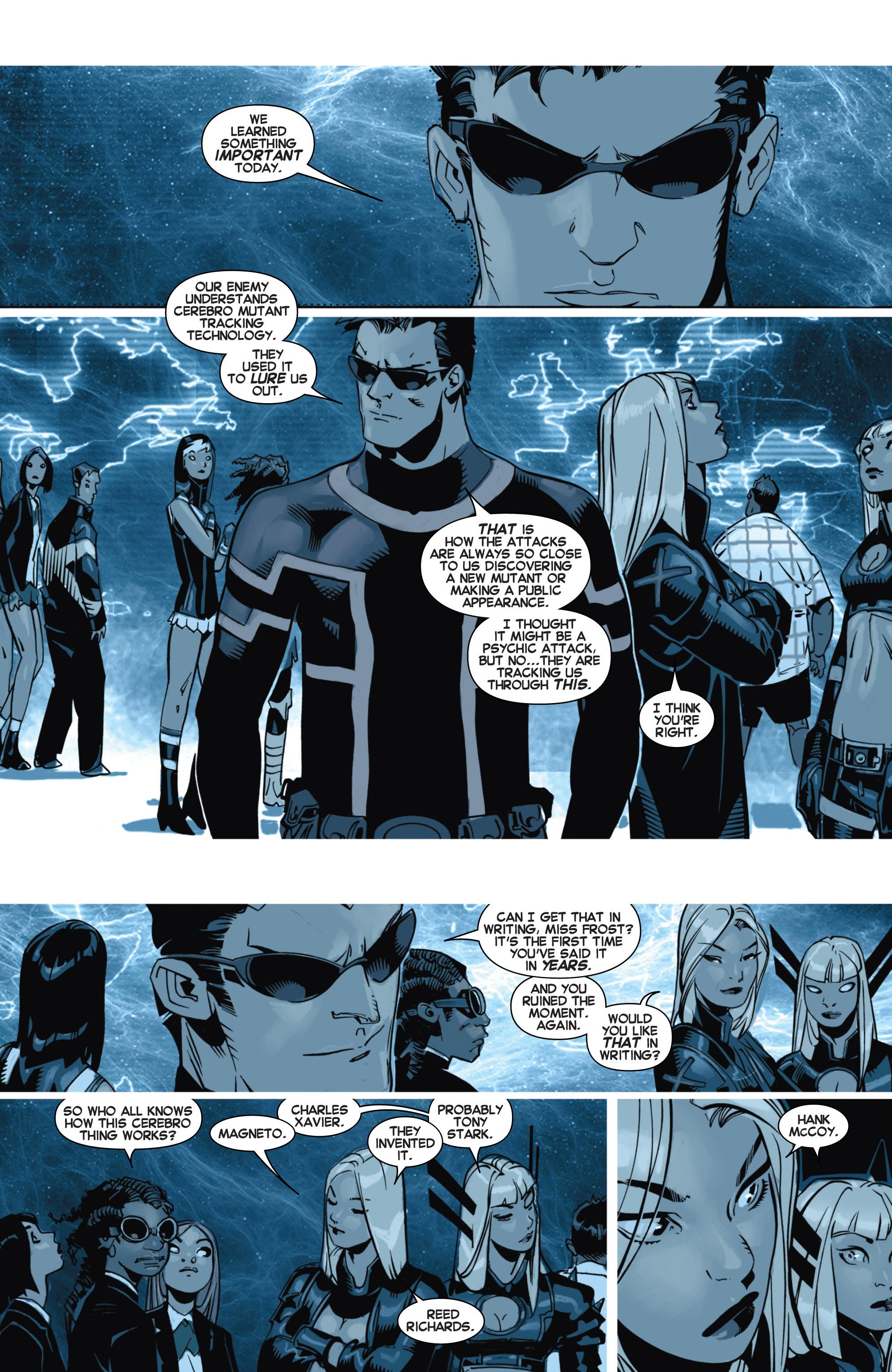 Read online Uncanny X-Men (2013) comic -  Issue # _TPB 4 - vs. S.H.I.E.L.D - 36