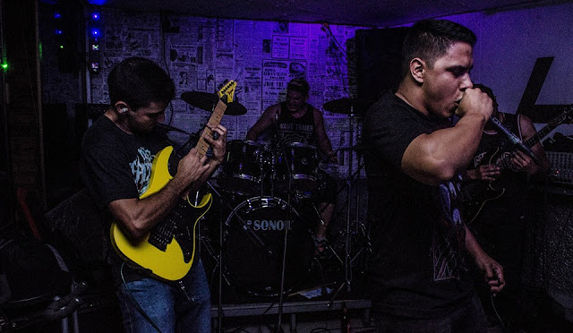 Anacryptic, Technical Brutal Death Metal Band from Colombia, Anacryptic Technical Brutal Death Metal Band from Colombia