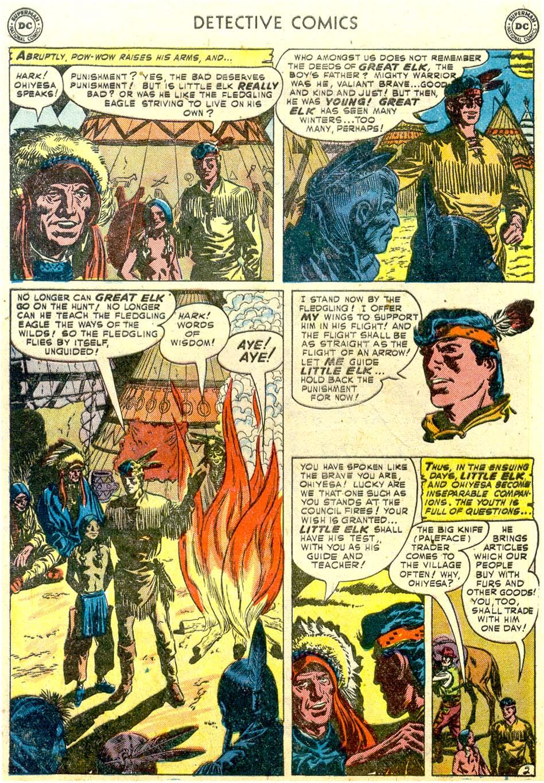 Read online Detective Comics (1937) comic -  Issue #179 - 34