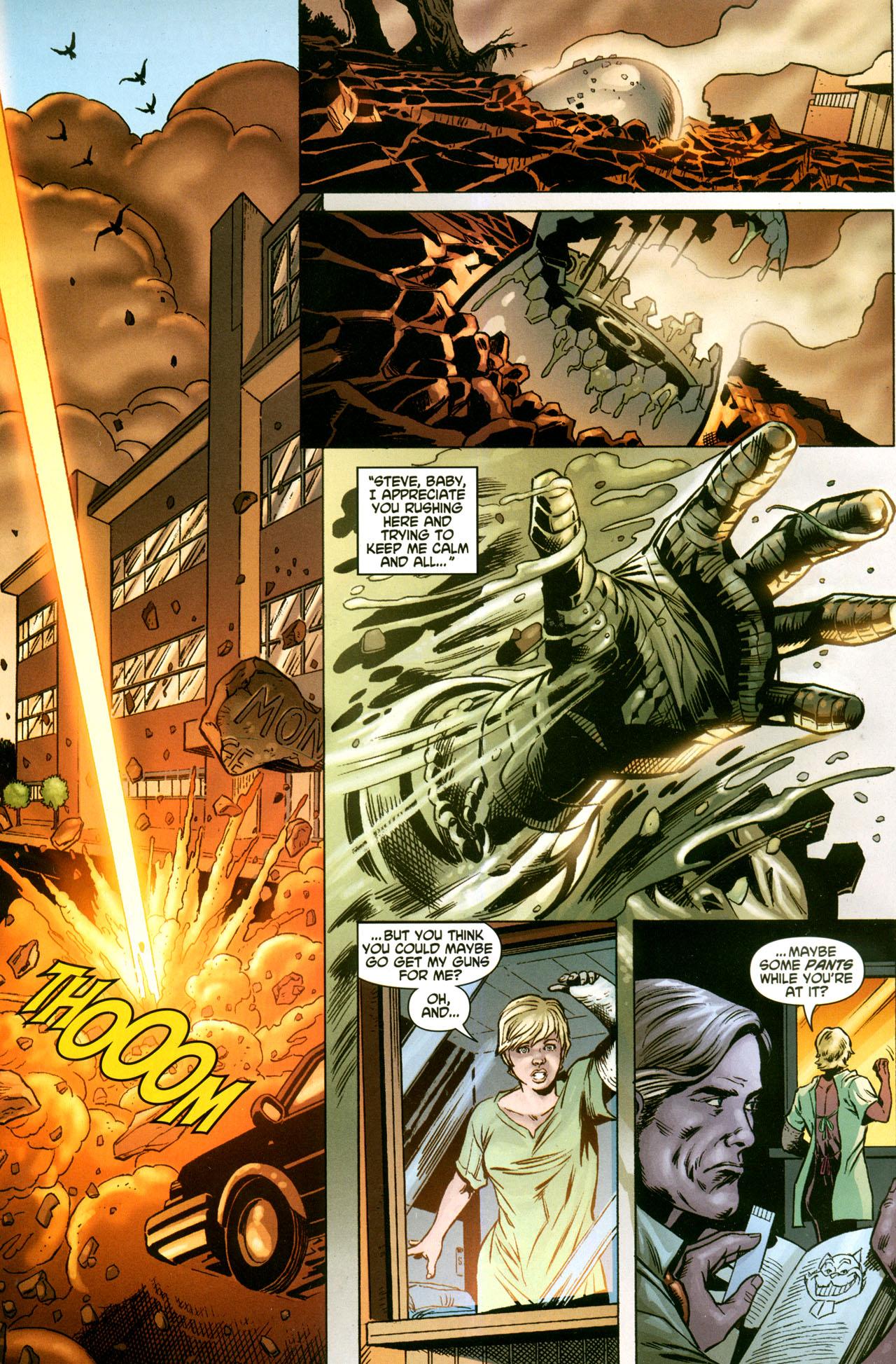 Read online Wonder Woman (2006) comic -  Issue #42 - 15