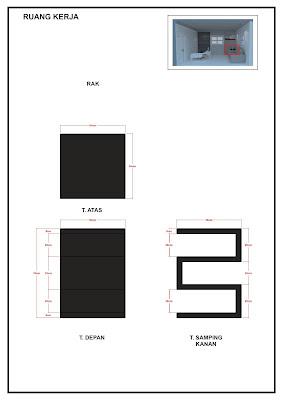 Konsep Desain Interior Ruang Kerja