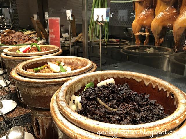 Ramadan Buffet 2019 at Le Meridien Putrajaya - daging dendeng
