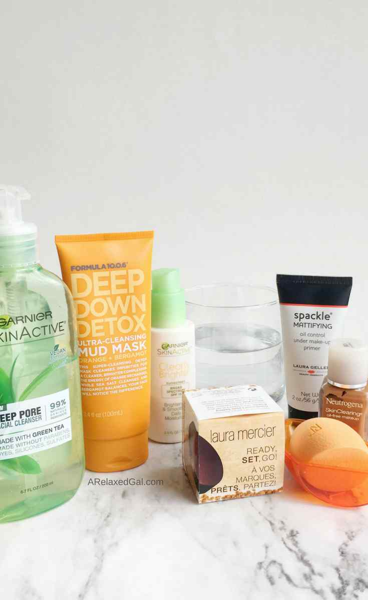 Making foundation last on oily skin | A Relaxed Gal