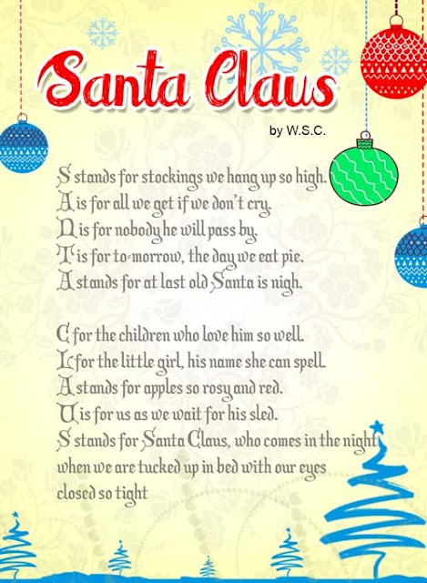 Funny Christmas Poems 2019