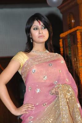 Anika Kabir Shokh new HQ Photos with shari, Anika Kabir Shokh is one of the famous young sexy and hot Bangladeshi model